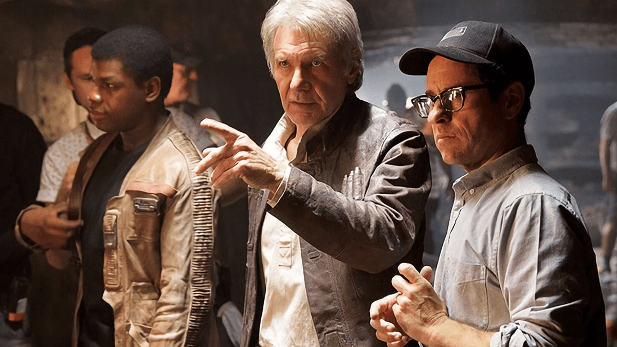 JJ Abrams talks about Star Wars and the problem of