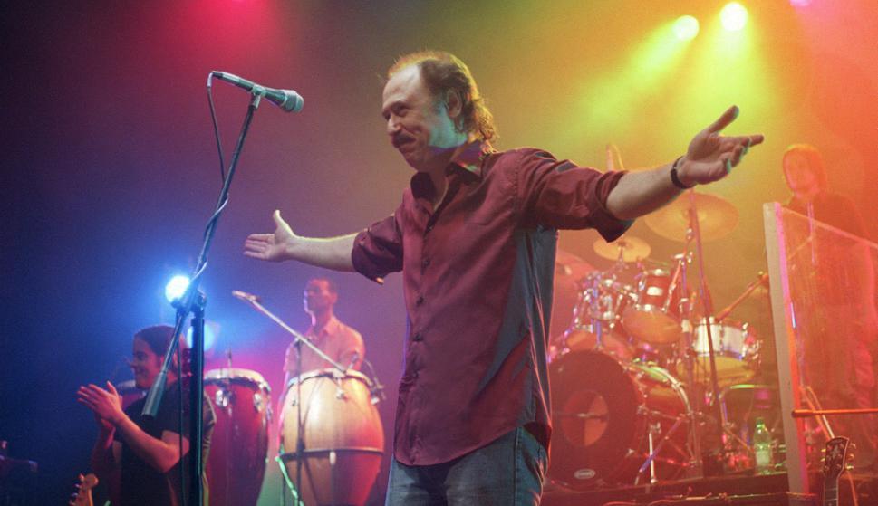 Jaime Roos reschedules his return and spends his shows at the Centenario Stadium