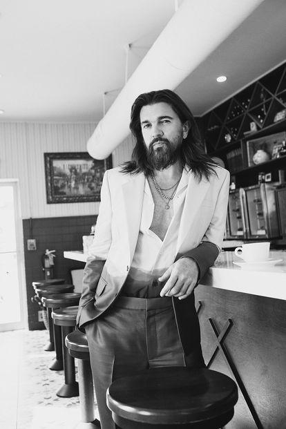 The singer Juanes.