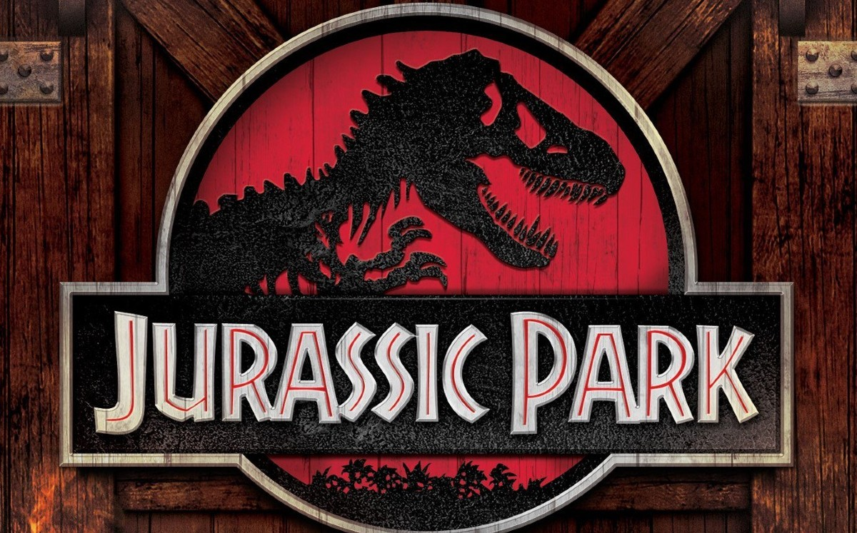 Jurassic Park. The story behind the iconic logo