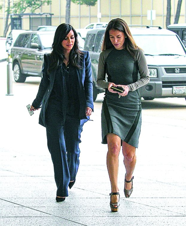 Kim Kardashian chose Laura Wasser to settle her divorce from rapper Kanye West. The negotiations between the spouses are, for the time being, without scandal.