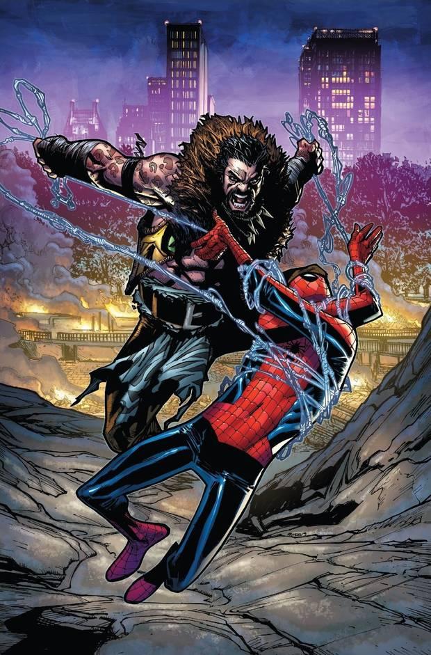 Spider-Man Hunter Kraven