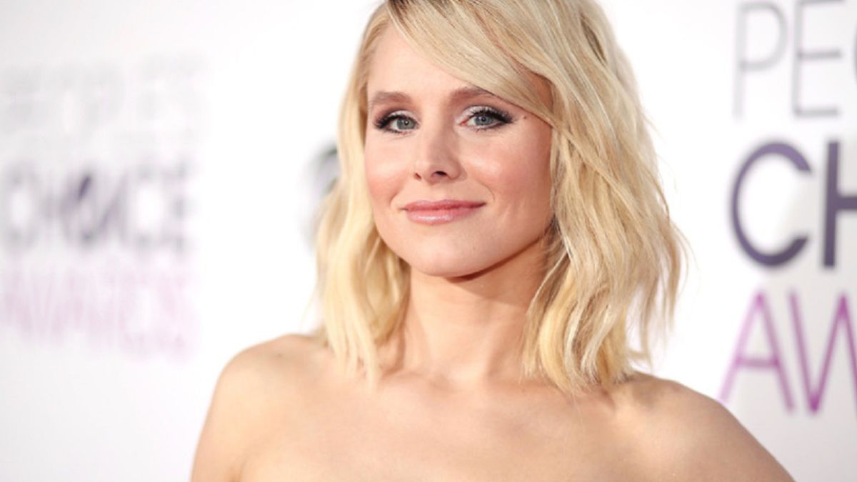 Kristen Bell says magic mushrooms helped her with depression