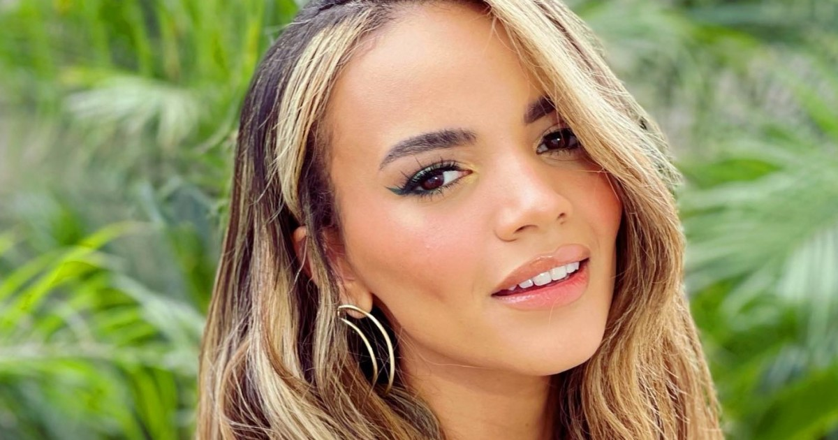 Leslie Grace from bachata to supernova in Hollywood with In