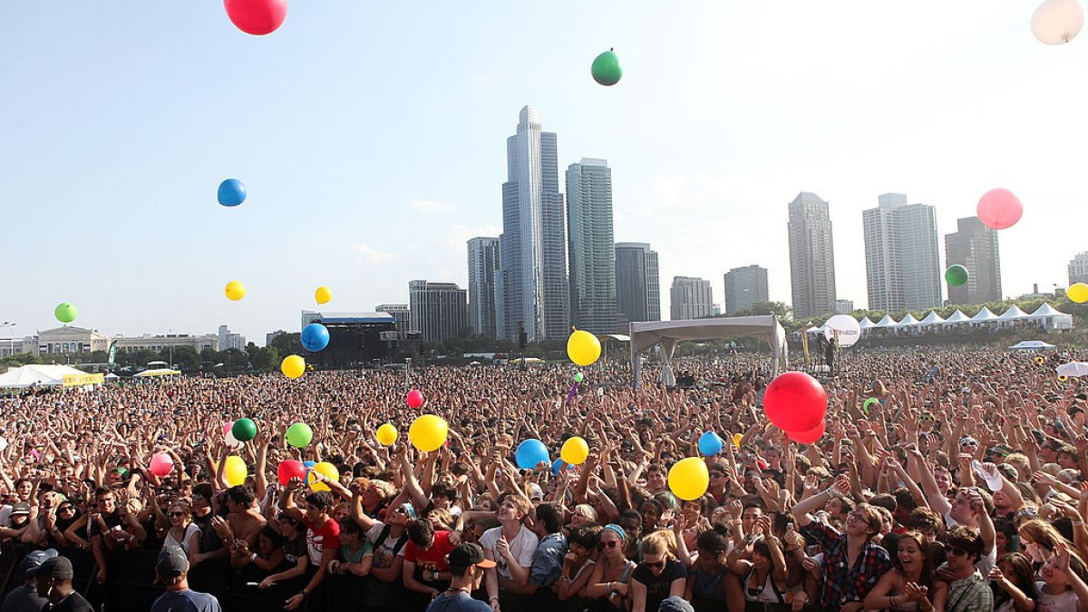Lollapalooza returns to Chicago in July