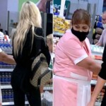 """Luciana Salazar explained the controversial photo with her domestic worker and Yanina Latorre replied: """"It is to have them almost like slaves"""""""