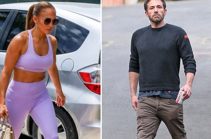 Madly in Love Jennifer Lopez and Ben Affleck Already Plan