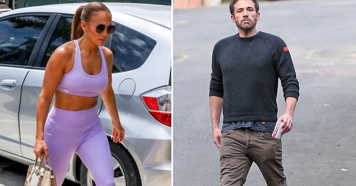 """""""Madly in Love"""": Jennifer Lopez and Ben Affleck Already Plan to Live Together in a $ 28 Million Mansion"""