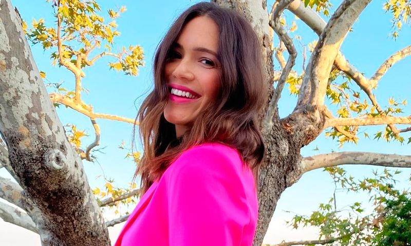 Mandy Moore and her radical change of look after becoming a mother | News - hola.com