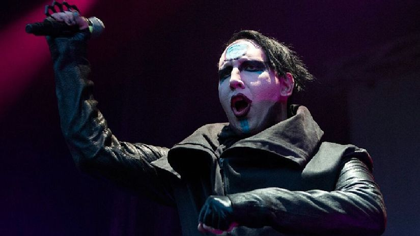 Marilyn Manson They issue an arrest warrant for the singer