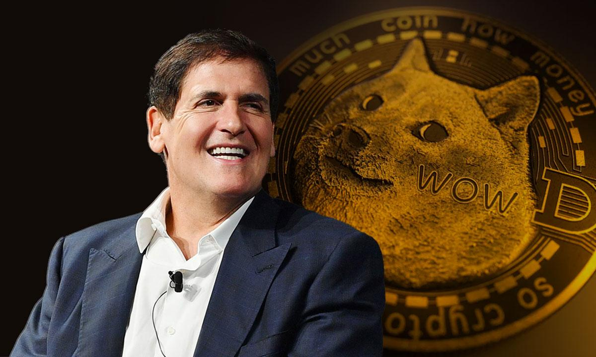 Mark Cuban reveals that he owns 3250 dogecoins foresees that