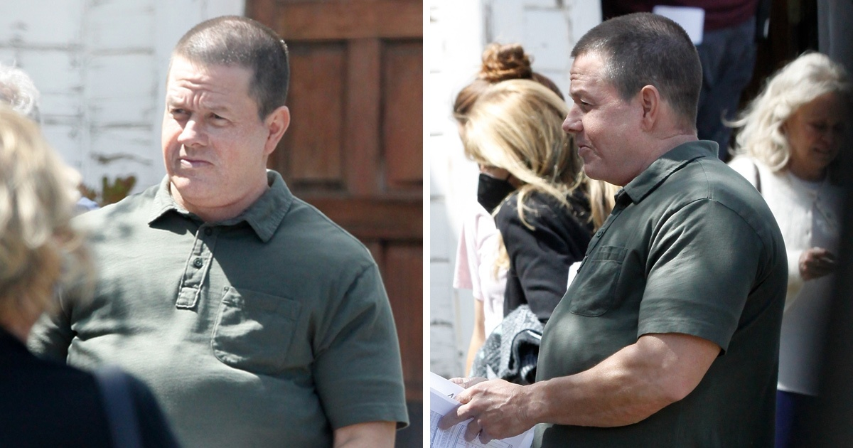 Mark Wahlberg is unrecognizable after transformation for new movie