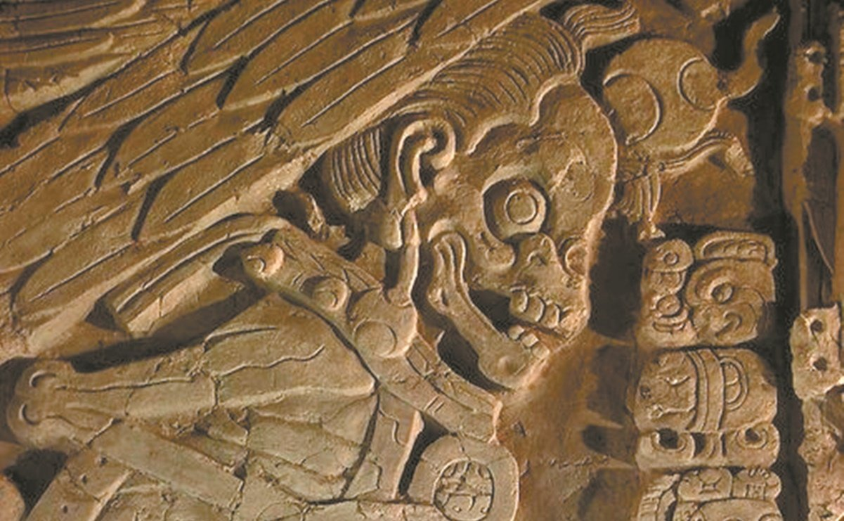Mayan monster wants to save childrens cinema