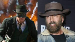 Nicolas Cage lost the role of Green Hornet due to a Caribbean accent