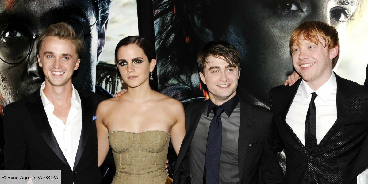 Nostalgic Tom Felton, he shares an adorable souvenir photo with Emma Watson that thrills Harry Potter fans!
