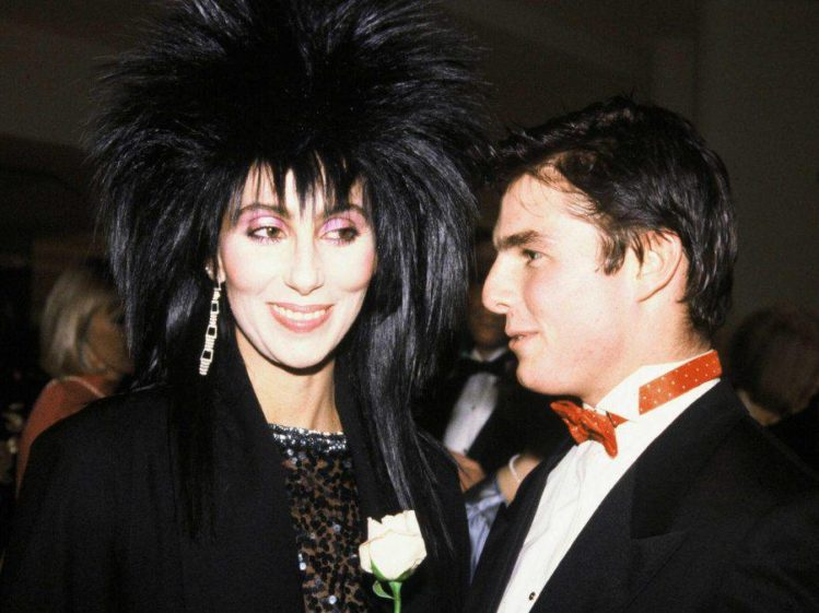 Now that Cher has turned 75 details of her passionate