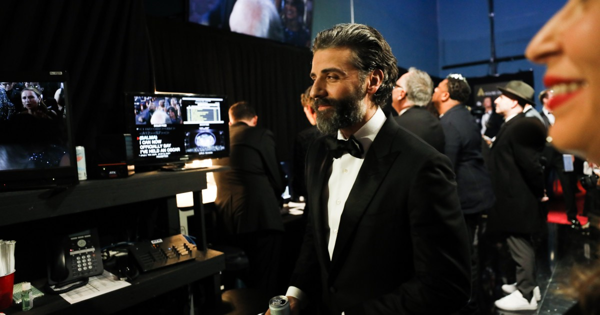 Oscar Isaac goes to Marvel with the series Moon Knight