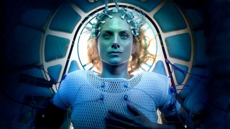 Oxygen Futuristic Claustrophobia on