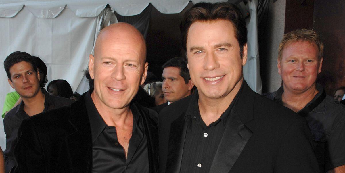 'Paradise City' reunites, a la 'Pulp Fiction', Bruce Willis and John Travolta
