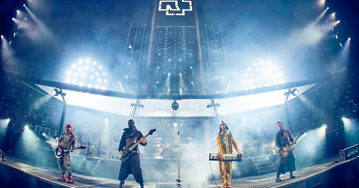 Rammstein announces new dates at Foro Sol there will be