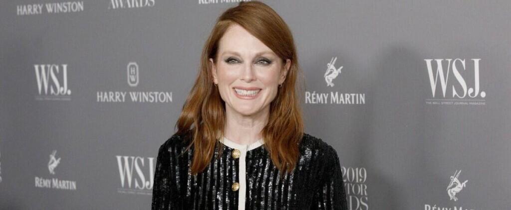 Re discover Julianne Moore in five films
