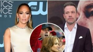 Red Sox send message to Jennifer Lopez after meeting Ben Affleck