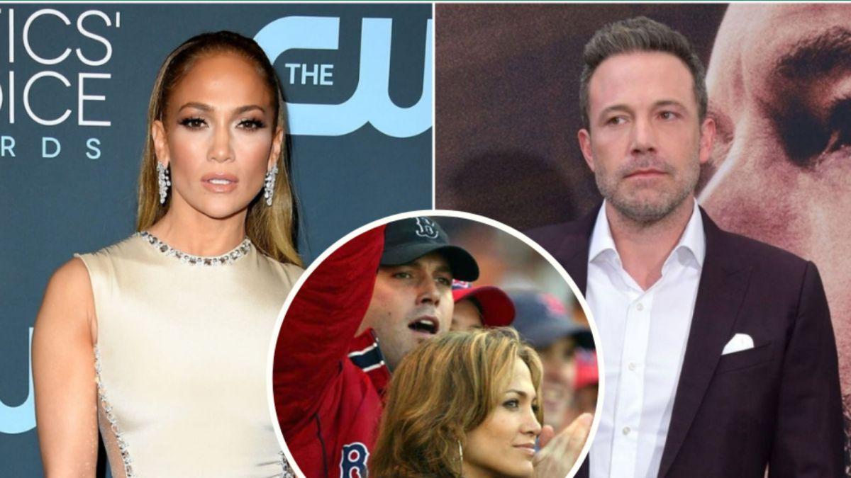 Red Sox send message to Jennifer Lopez after meeting Ben