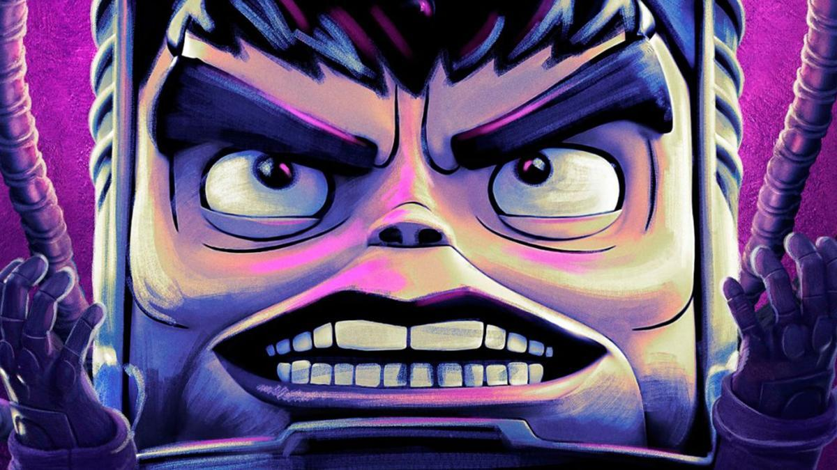 Review of MODOK 1x01 Marvels new stop motion animation series coming