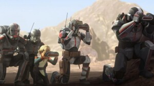 Review of Star Wars: The Bad Remittance 1x05: Fury, now available on Disney Plus