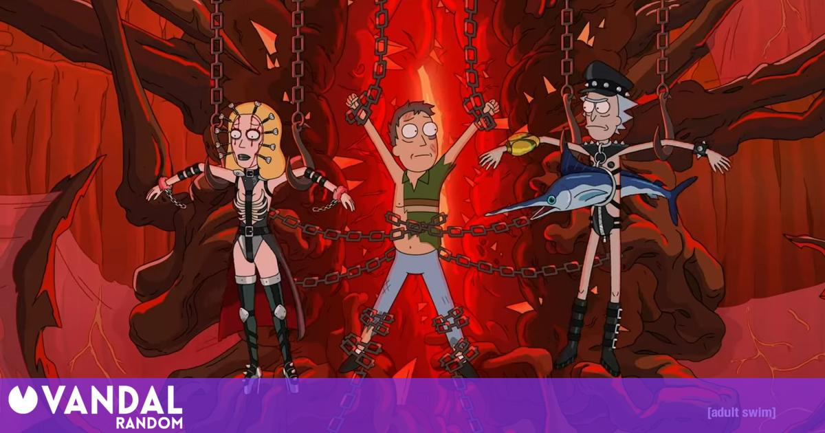 Rick and Morty unleashes madness with their season 5 trailer