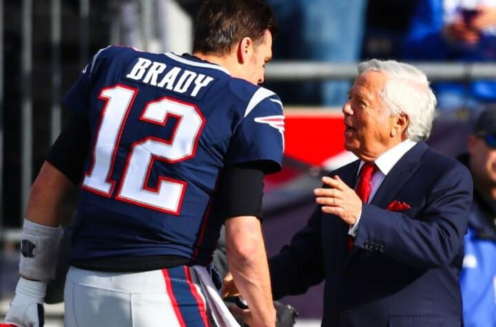 Robert Kraft is excited for Tom Bradys return to Gillette