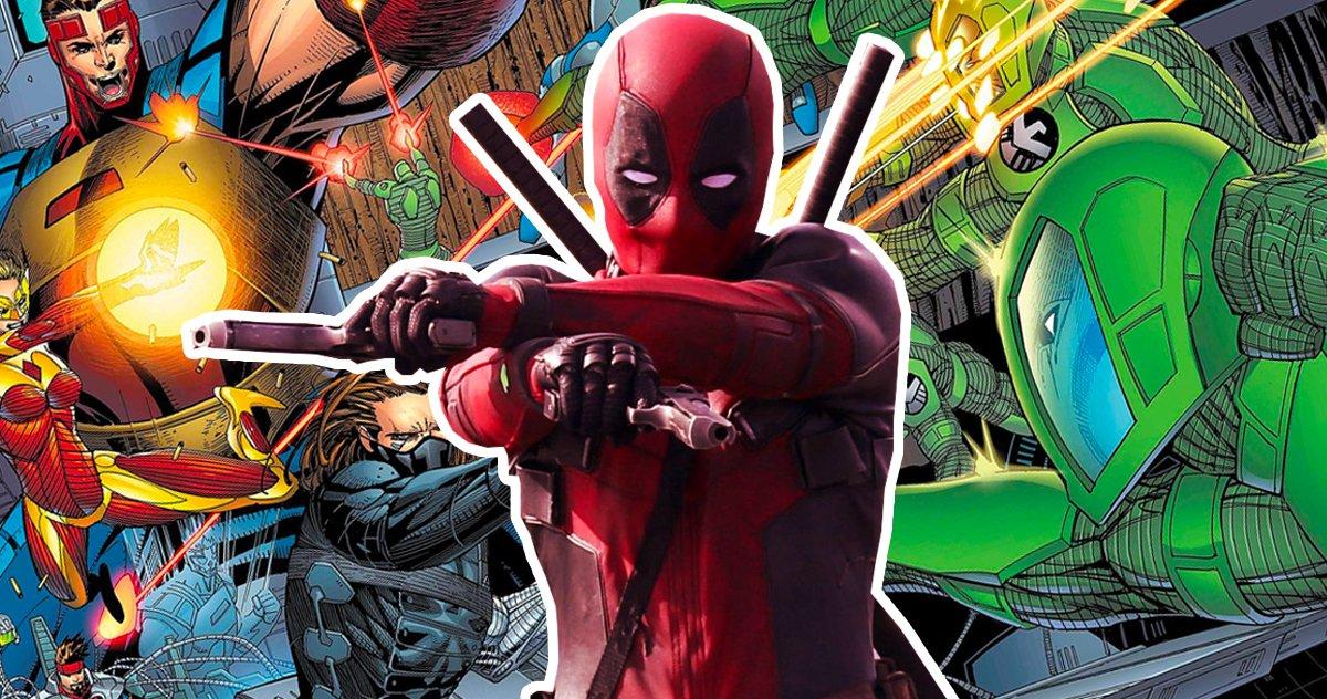 Ryan Reynolds' Deadpool set to lead Marvel's Thunderbolts team