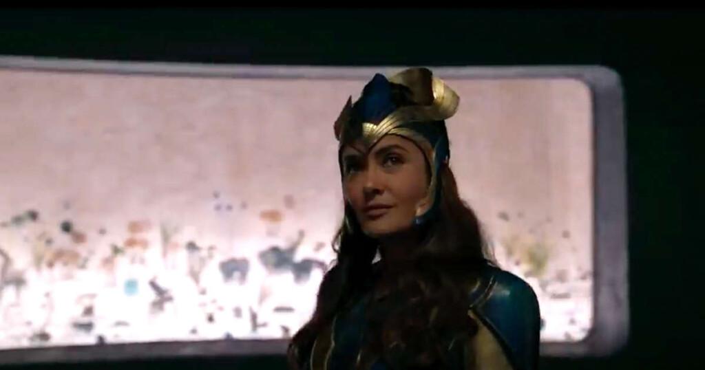Salma Hayek as a powerful heroine in the first trailer.img