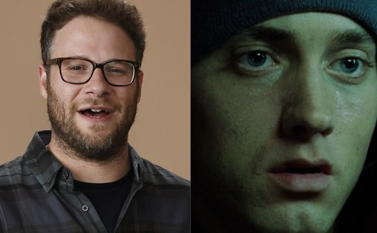 """Seth Rogen shares story of his disastrous audition for """"8 Mile"""""""