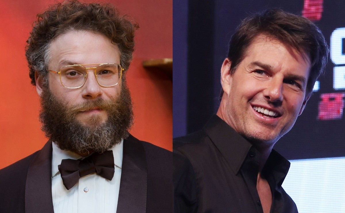 Seth Rogen turned down Tom Cruise's invitation to Scientology