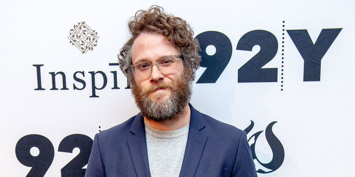 Seth Rogen without a beard is an image that I cannot erase from my head