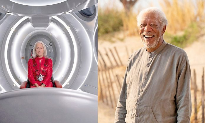 Solos Reflections on Isolation with Morgan Freeman and Helen Mirren