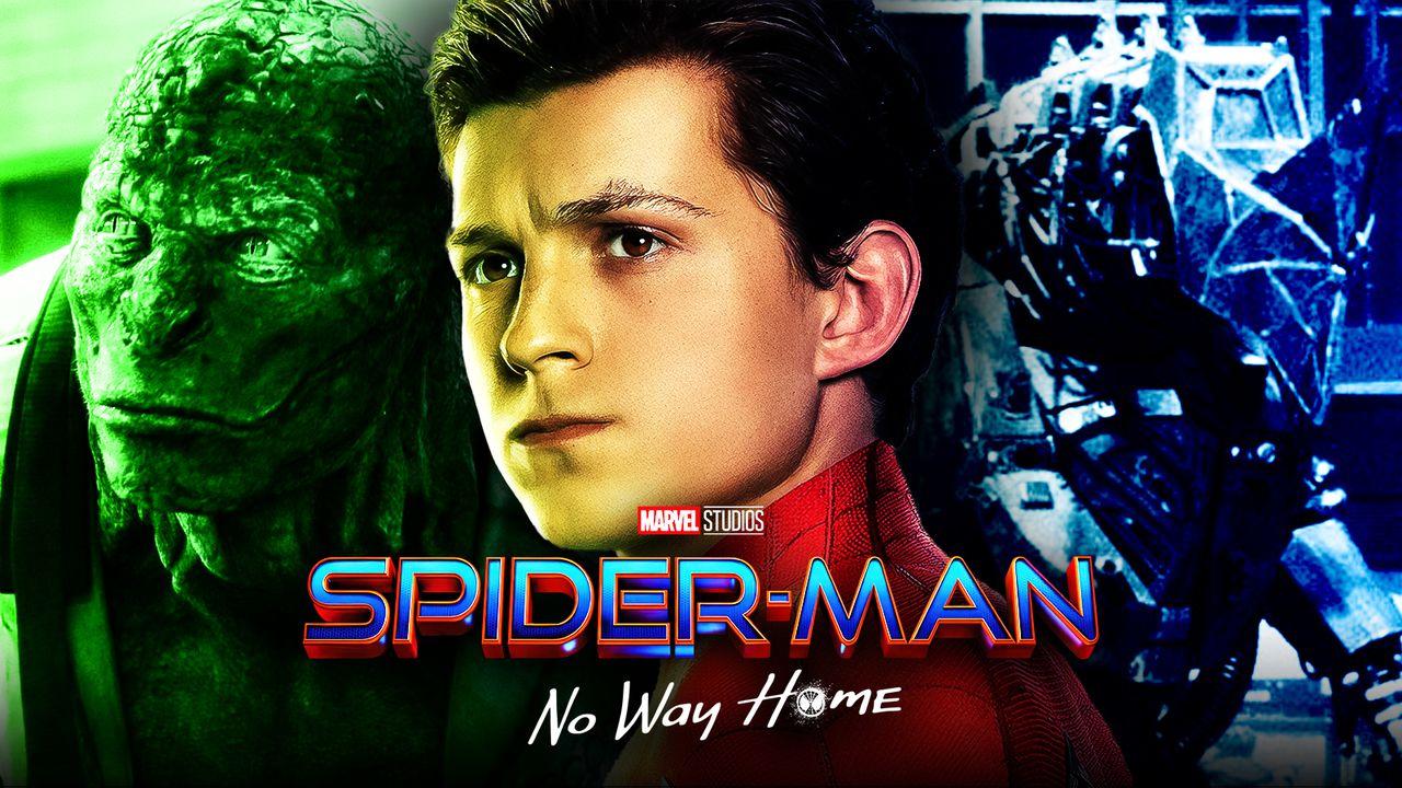 We could see the return of villains like Lizard, Rhino or Sandman in No Way Home