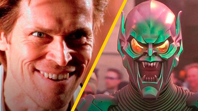 Spider Man No Way Home Willem Dafoes Green Goblin would be