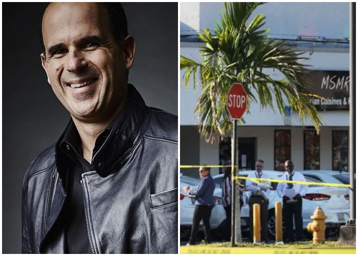 TV host offers 100000 for Miami Dade shooting data