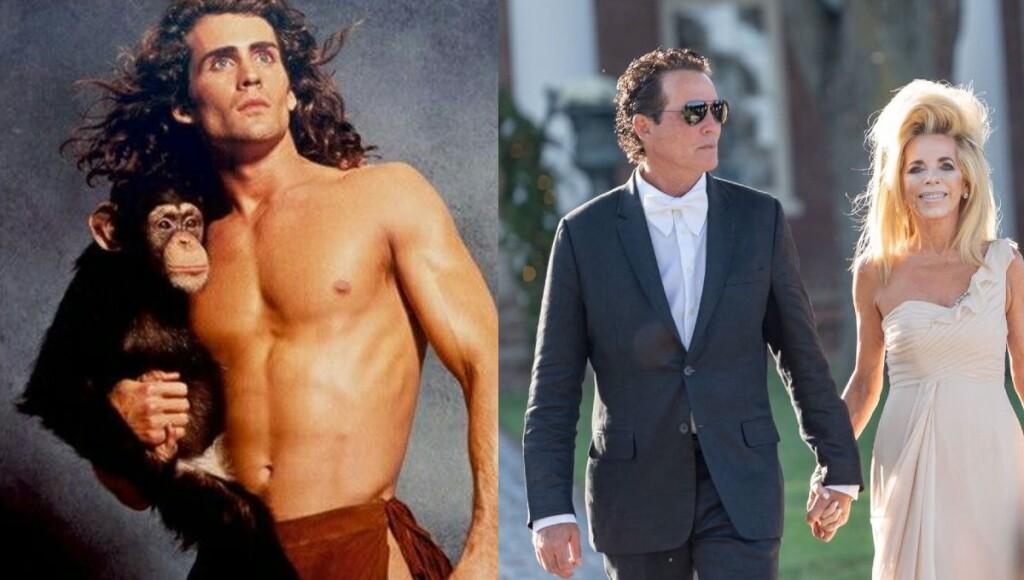 Tarzan star Joe Lara dies at 58 in Tennessee plane