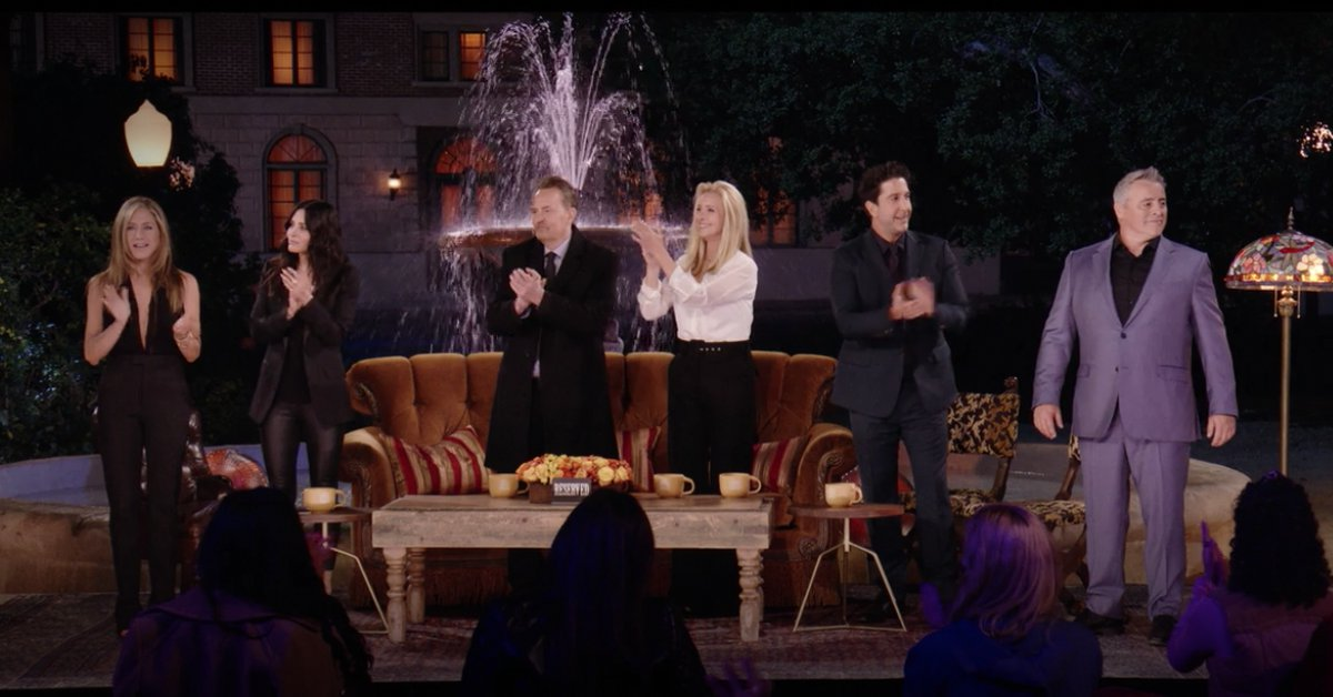 """The Chinese regime censored part of the reunion of """"Friends"""": which artists it eliminated from the show"""