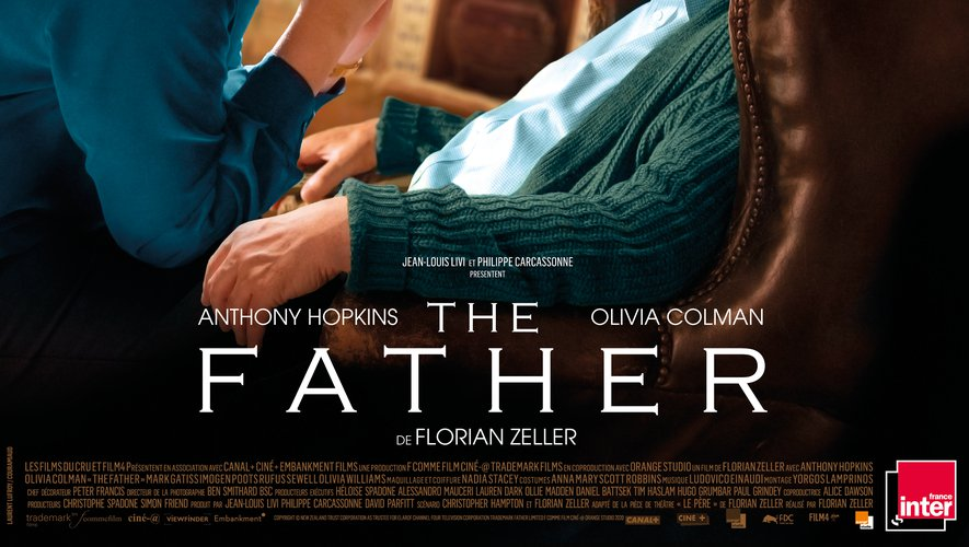 The Father Anthony Hopkins madly