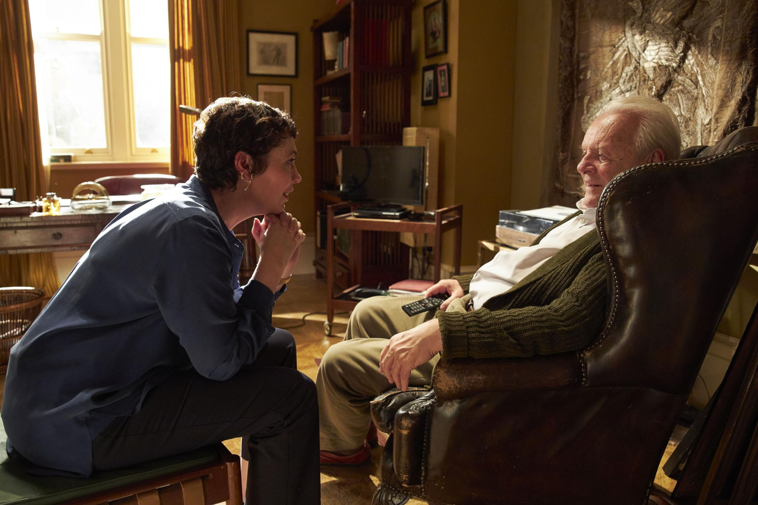 """""""The Father"""" with Anthony Hopkins: a moving film that comes back from afar"""