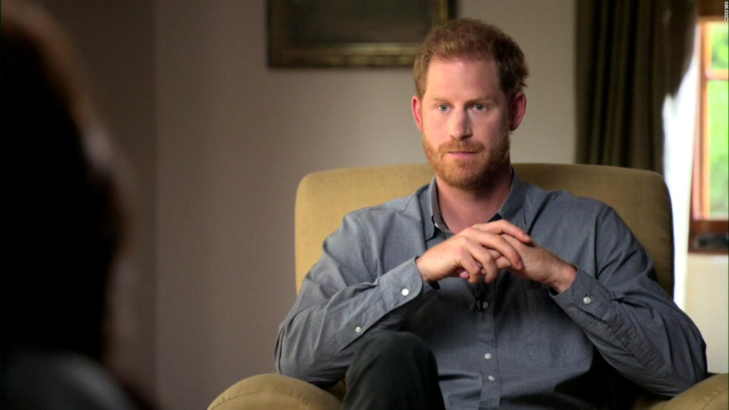 Duke of Sussex highlights mental health and climate change