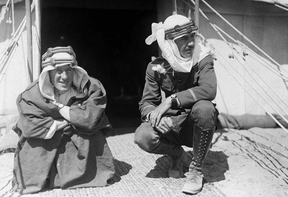 The real Lawrence of Arabia the immortal strategist who never