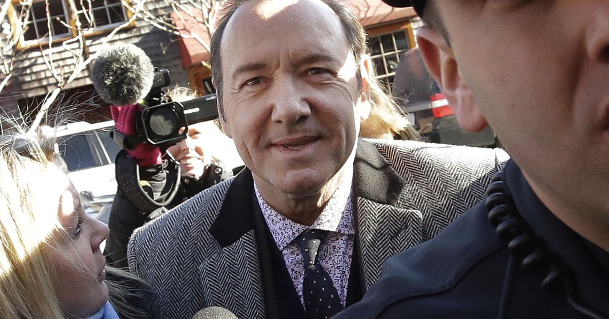 The return of Kevin Spacey to the cinema after the accusations of sexual harassment against him