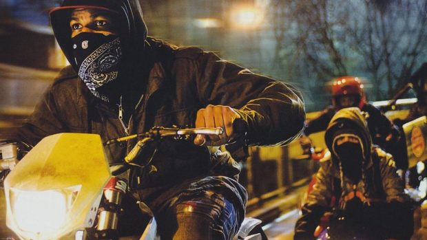 The second part of Attack the Block