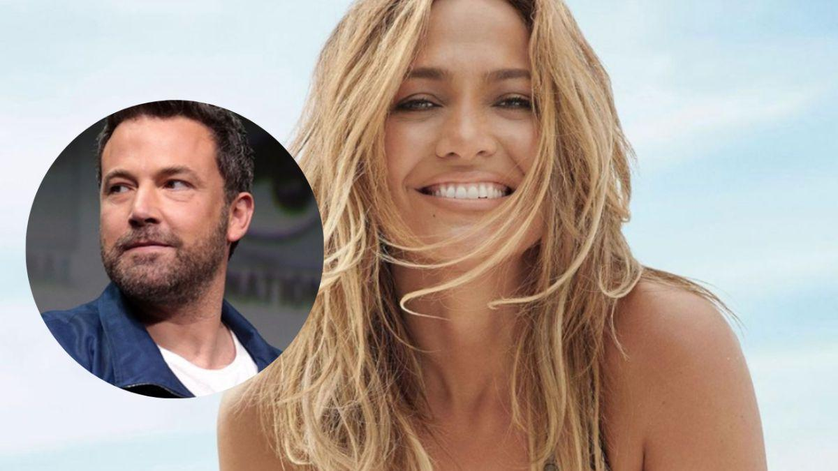 The unexpected wink of JLo to Ben Affleck that drives