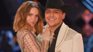 They reveal that at the beginning, the romance of Belinda and Nodal was agreed from the offices of TV Azteca - Futbol RF